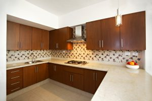 staging property