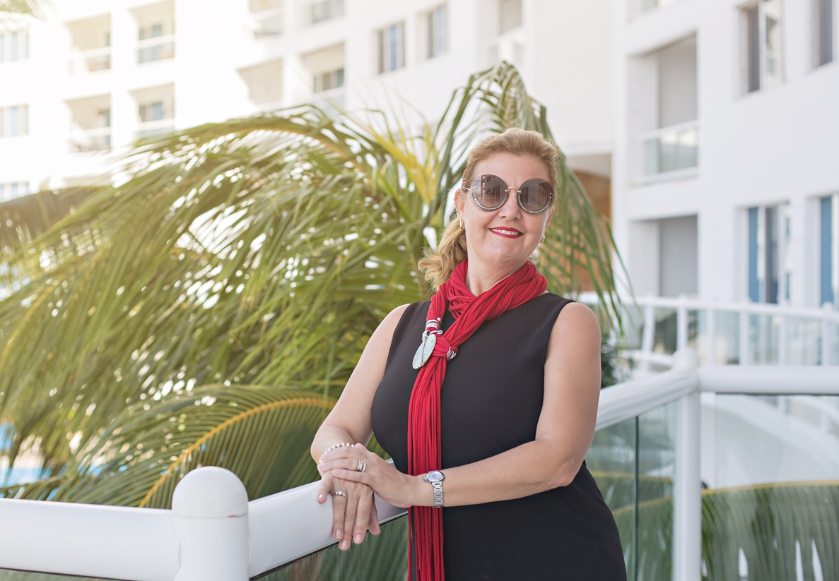long term rental cozumel Karen Bloemhoff