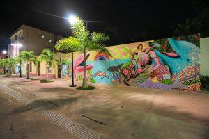 mural cozumel
