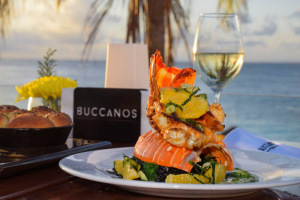 retire cozumel food at buccanos