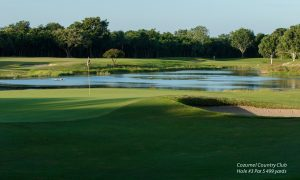 retire in Cozumel golf