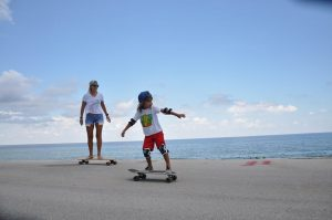 skateboard lessons in Cozumel