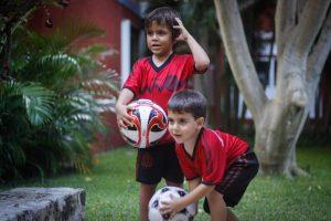 soccer in Cozumel