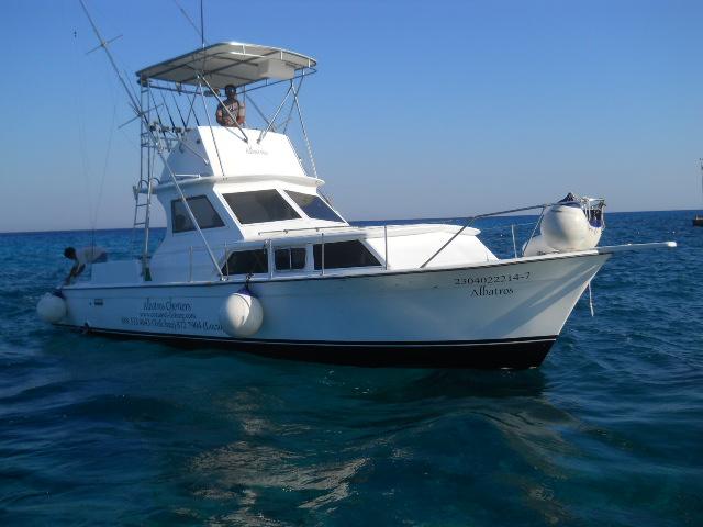deepsea fishing cozumel mexico