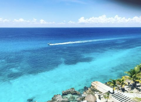 view from penthouse at puesta del sol