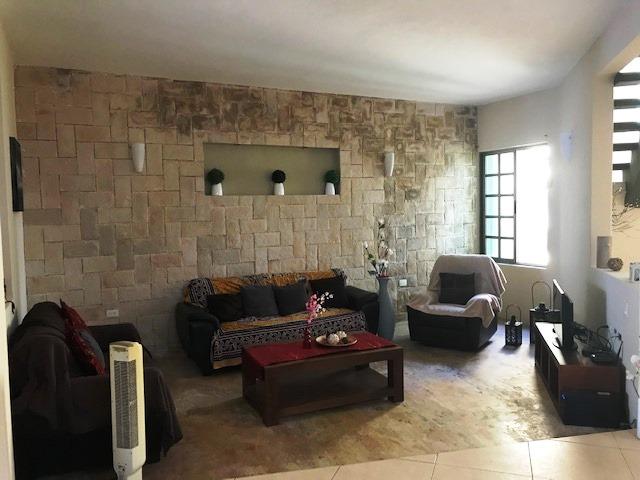 For rent long term cozumel livingroom
