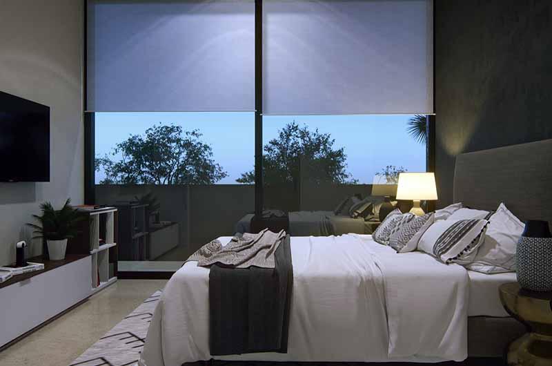 Distrito Cozumel Centro Karen Bloemhoff sleeping room