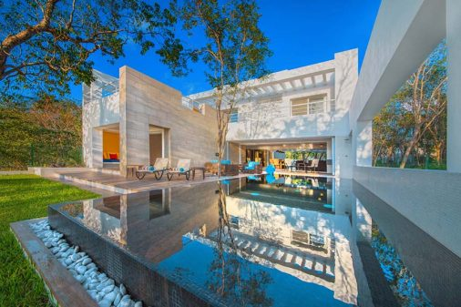 Villa Las Brisas Rental Cozumel 03
