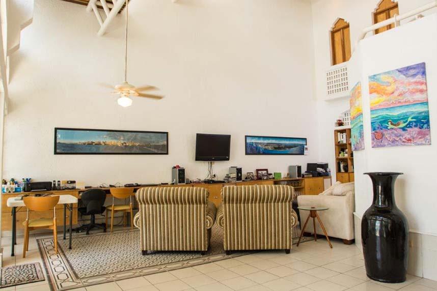 Villa Morocco Cozumel 02