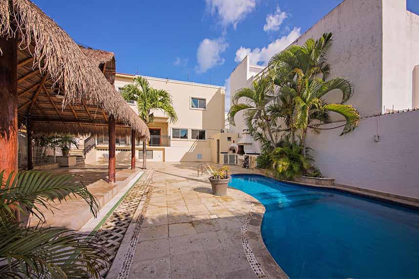 Parkview Villa Cozumel 01