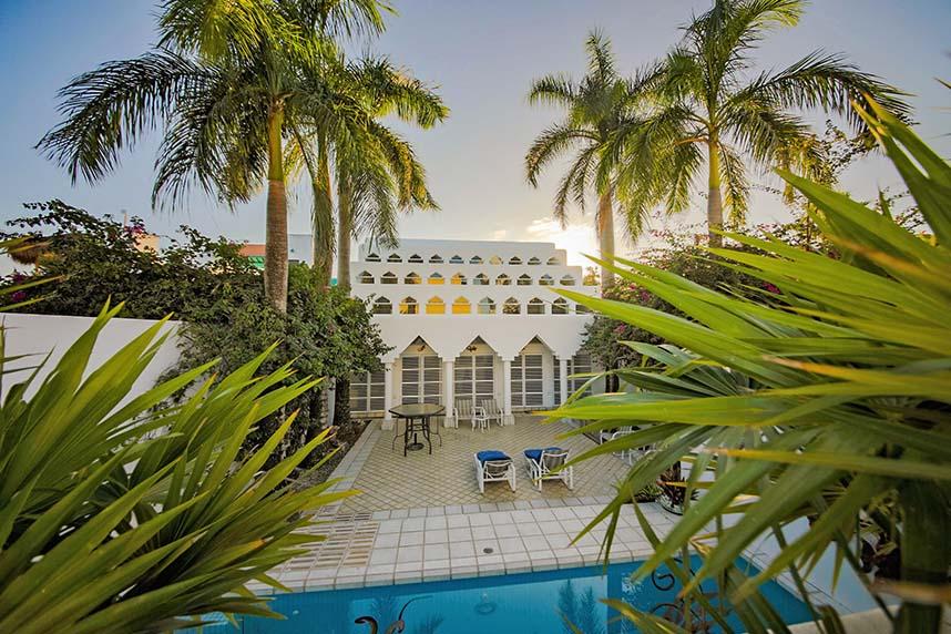 Villa Morocco Cozumel 03