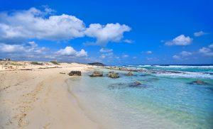 Beach Cozumel Mexico