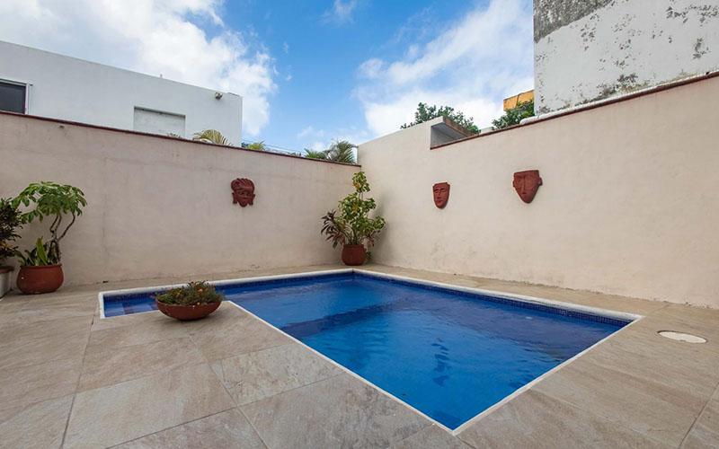 Nuestra Casa in Cozumel 02
